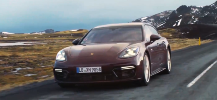 2018 Porsche Panamera Turbo S E-Hybrid Sport Turismo – Video