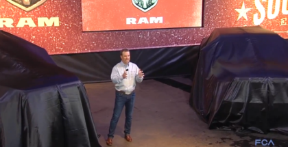 2018 Ram Laramie Longhorn Southfork and HD Lone Silver Editions Unveiling (1)