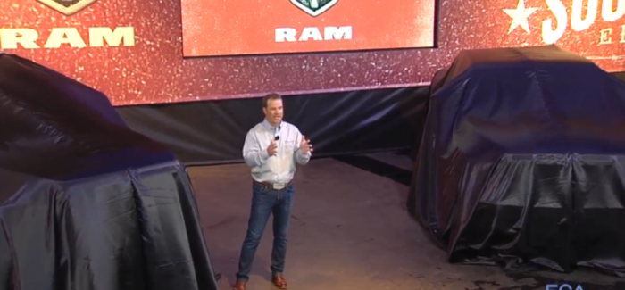 2018 Ram Laramie Longhorn Southfork and HD Lone Silver Editions Unveiling – Video