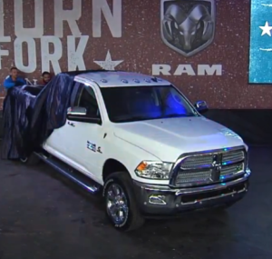 2018 Ram Laramie Longhorn Southfork and HD Lone Silver Editions Unveiling (2)
