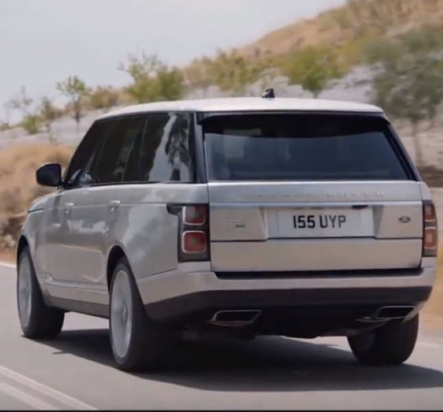 2018 Range Rover Supercharged: 2018 Range Rover Explained – Video