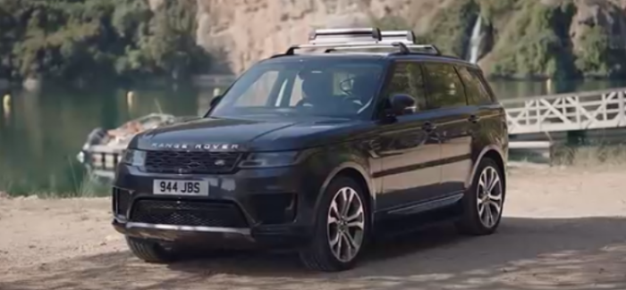 2018 Range Rover Sport Accessories – Video