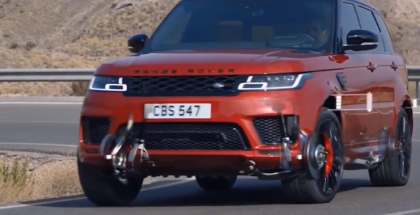 2018 Range Rover Sport Full Coverage