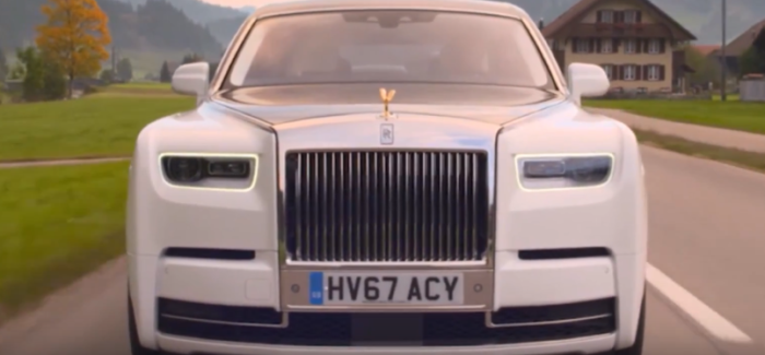 2018 Rolls Royce Phantom – Video