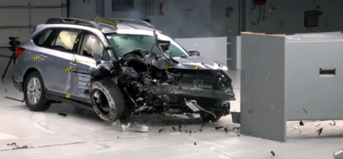 2018 Subaru Outback Crash Test & Rating – Video