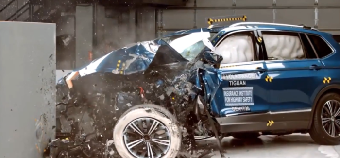 2018 VW Tiguan Crash Test & Rating – Video