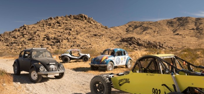 50 Years Of Volkswagen Baja Desert Racing – Video