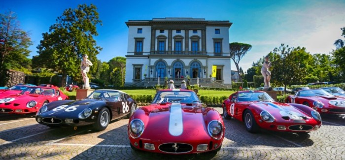 55th Anniversary Of The Ferrari 250 GTO – Video