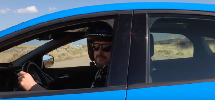 Ford Performance Drift Stick Tested By Ken Block – Video