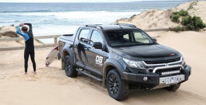 HoldenChevy Colorado Z71 Crew Cab Surf Truck