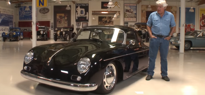 Jay Leno Review Of Extra Wide 1959 Porsche 356 By West Coast Customs – Video