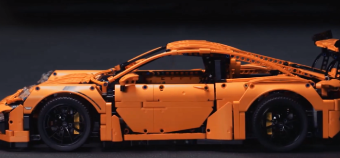LEGO Porsche 911 GT3 RS – Video