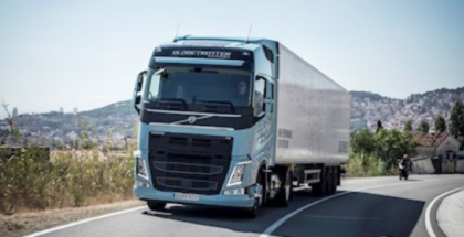 LNG Natural Gas Powered Volvo FH & FM Trucks