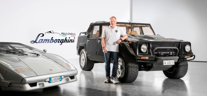 Lamborghini LM002 SUV Explained – Video