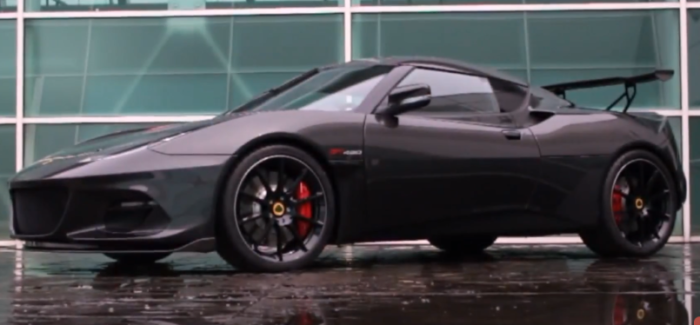 Lotus Evora GT430 – Video