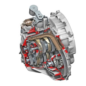 Mercedes Dual Clutch Transmission Factory