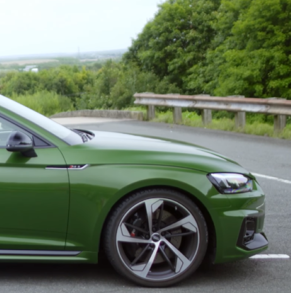 Motor Trend 2018 Audi RS5 Vs 2017 Mercedes-AMG C63 S Coupe