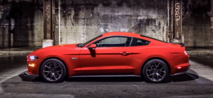 2018 Ford Mustang GT Performance Pack Level 2 – Video