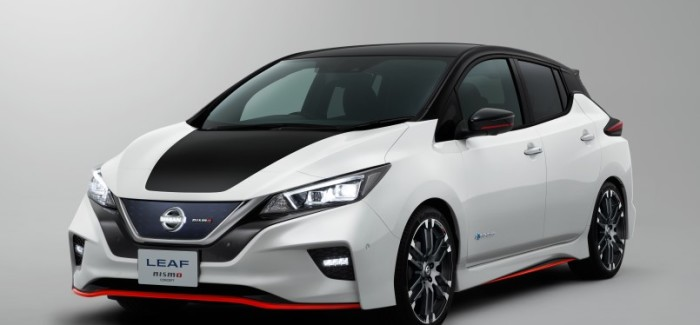 Nissan Leaf Nismo Concept – Video