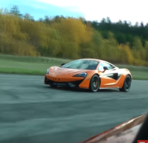 Rolling Race - 570 HP McLaren 570S vs 625 HP McLaren MP4-12C (2)