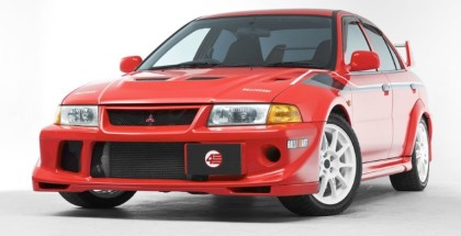 The Evolution Of Mitsubishi Evolution