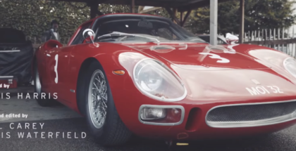 Top Gear - Ferrari 250 LM (1)