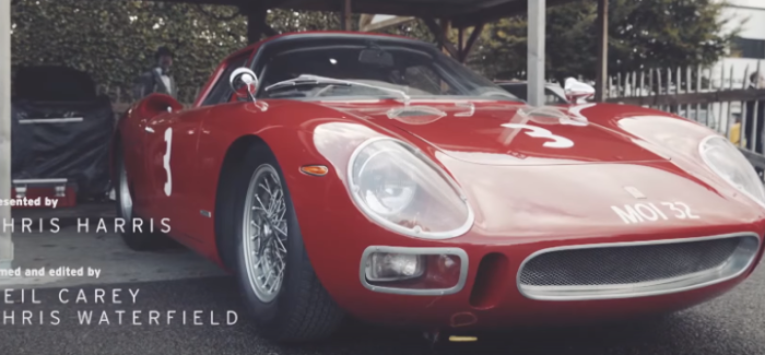 Top Gear – Ferrari 250 LM – Video