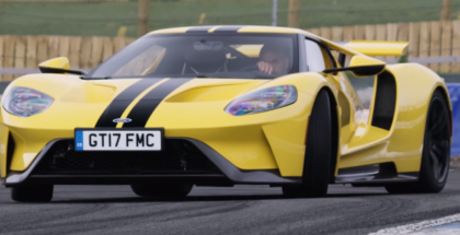 Top Gear Ford GT Chris Harris Review (1)