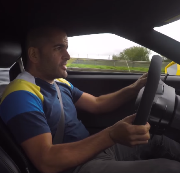 Top Gear Ford Gt Chris Harris Review