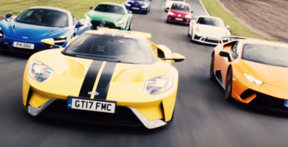 Top Gear Performance Car Of The Year 2017 Trailer (1)
