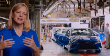 Toyota Production & Manufacturing Explained
