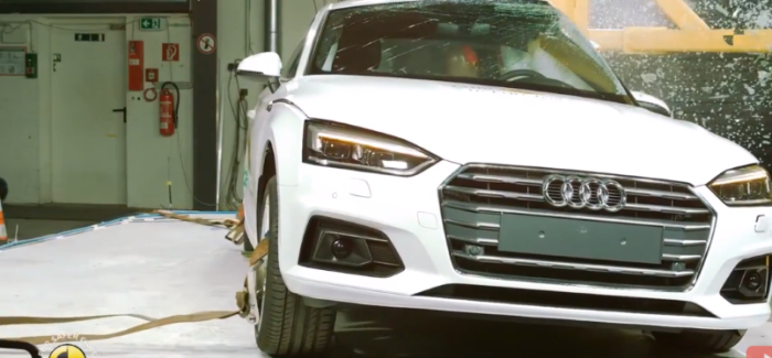 2017 Audi A4 & Audi A5 Crash Test & Rating – Video