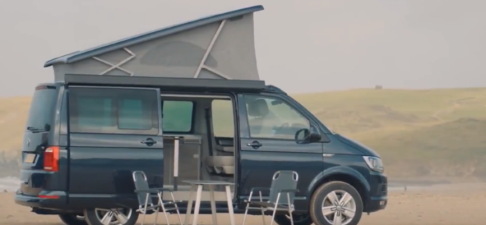 2017 VW Transporter, Crafter, California, Caravelle, Caddy – UK Spec – Video