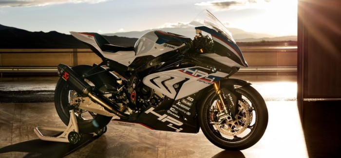 2018 BMW HP4 RACE – Video