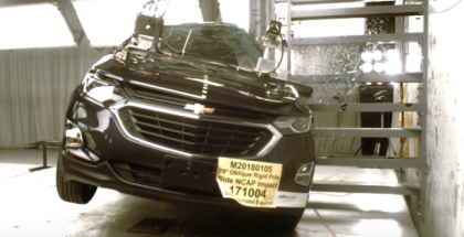 2018 Chevrolet Equinox LS Crash Test & Rating