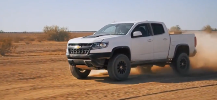 2018 Chevy Colorado Zr2 Off Road Development Video Dpccars