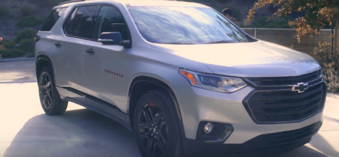 2018 Chevy Traverse & Equinox – Video