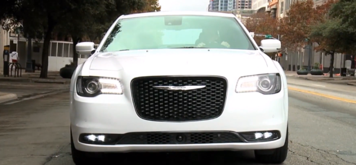 2018 Chrysler 300S Test Drive & Interior – Video
