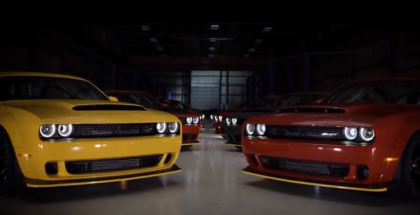2018 Dodge Challenger SRT Demon Getting Ready For Customers