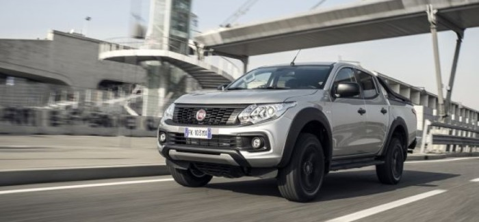 2018 Fiat Fullback Cross – Video