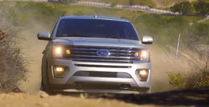 2018 Ford Expedition Lineup