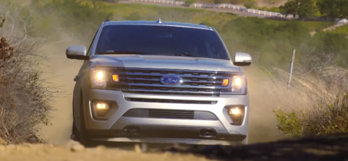 2018 Ford Expedition Lineup – Video