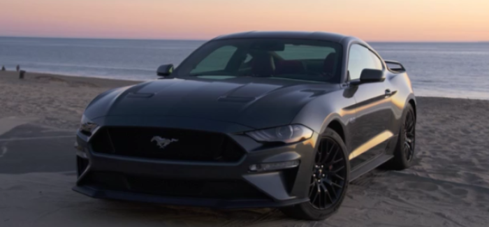 Ford Mustang Gt Ecoboost Video