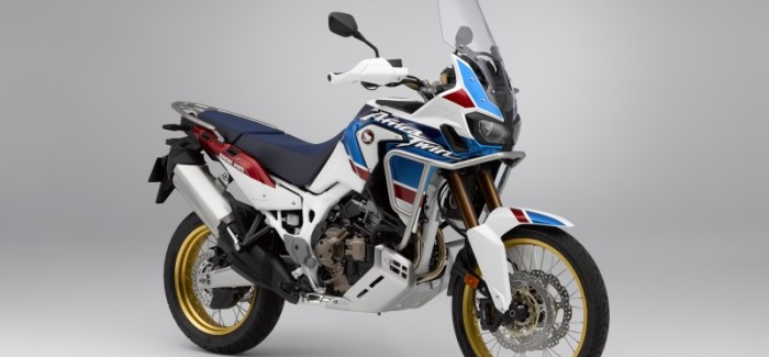 2018 Honda Africa Twin Motorcycle – Video