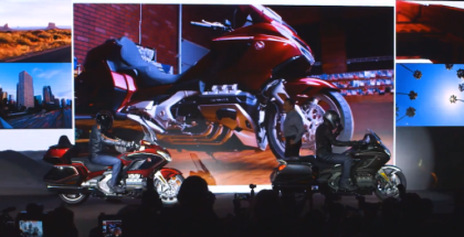 2018 Honda Motorcycles at EICMA
