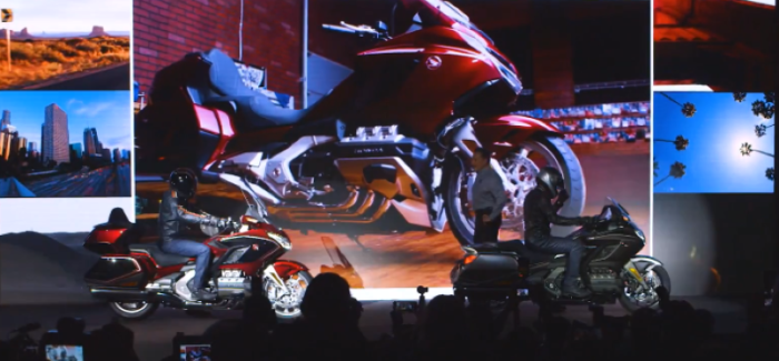 2018 Honda Motorcycles at EICMA – Video
