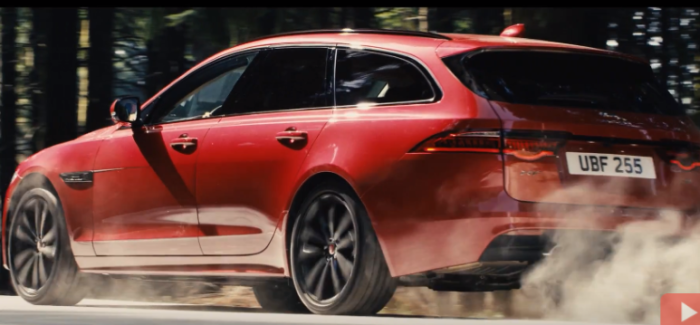 2018 Jaguar XF Sportbrake – Video
