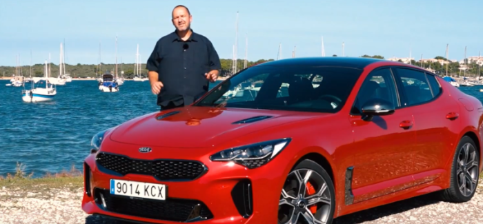 2018 KIA Stinger GT V6 Twin Turbo Review – Video