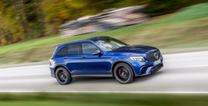 2018 Mercedes AMG GLC 63 S & Coupe