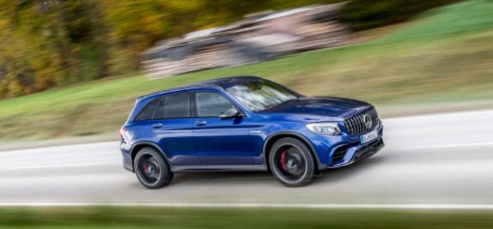2018 Mercedes AMG GLC 63 S & Coupe – Video